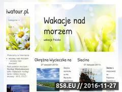 Miniaturka domeny www.iwatour.pl