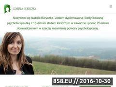 Miniaturka domeny www.izabelaboryczka.pl