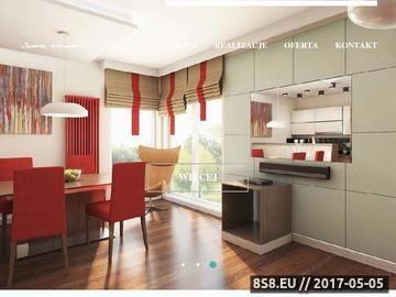 Zrzut strony Projektowanie wnętrz Warszawa