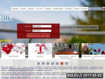 Zrzut strony Noclegi w Beskidzie Śląskim