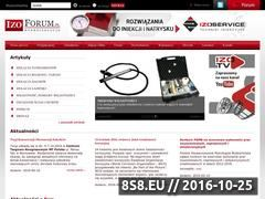 Miniaturka domeny izoforum.pl