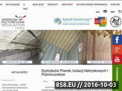 Miniaturka domeny izolacja-ocieplenie.pl