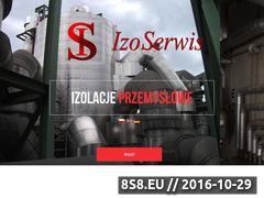 Miniaturka domeny www.izoserwis.net