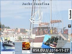 Miniaturka domeny www.jachtjozefina.pl