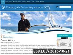 Miniaturka domeny jachty-oct.pl