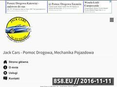 Miniaturka domeny www.jackcars.ugu.pl