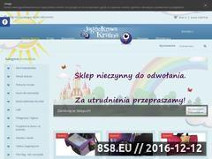 Miniaturka domeny www.jagodkowakraina.pl