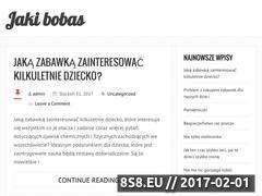 Miniaturka domeny jaibobas.pl