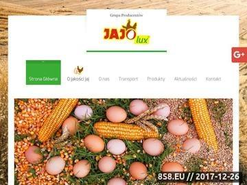Zrzut strony JAJOLUX smaczne jaja kurze