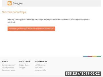 Zrzut strony Jak łatwo zarobić w internecie?