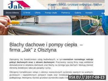 Zrzut strony Dachówki cementowe Olsztyn