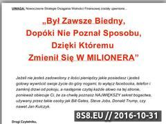 Miniaturka domeny jakbycbogatym.pl