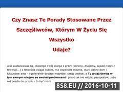 Miniaturka domeny jakbycszczesliwym.pl
