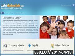 Miniaturka domeny www.jakidzieciak.pl