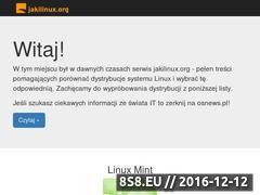 Miniaturka domeny jakilinux.org