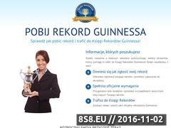Miniaturka Jak ustanowić rekord Guinessa (jakpobicrekord.pl)