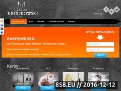 Miniaturka domeny jakubkrolikowski.pl