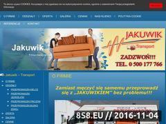 Miniaturka domeny jakuwik.pl