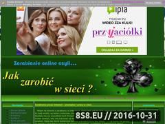 Miniaturka domeny www.jakzarobicwsieci.za.pl