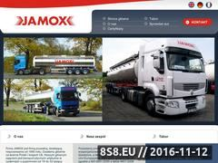 Miniaturka domeny jamox.eu