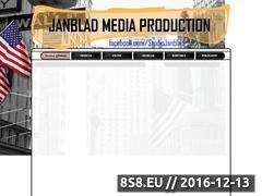 Miniaturka domeny www.janblad.pl