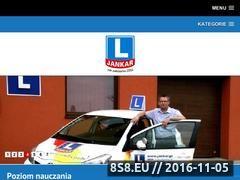 Miniaturka domeny www.jankar.pl