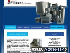 Miniaturka domeny jankubiak.com.pl
