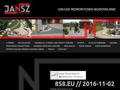 Miniaturka domeny www.jansz.pl