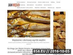 Miniaturka domeny janwedzi.pl