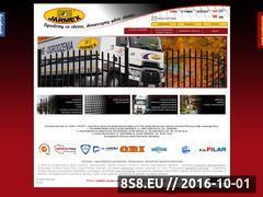 Miniaturka domeny jarmex.com.pl