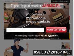 Miniaturka domeny www.jarmix-militaria.pl