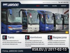 Miniaturka domeny www.jarockiautokary.gpe.pl