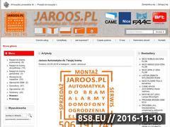 Miniaturka domeny jaroos.pl
