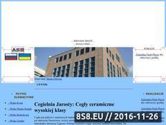 Miniaturka domeny www.jarosty.pl