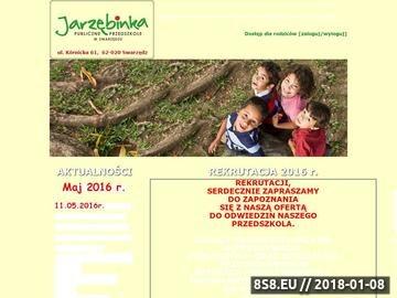 Zrzut strony Przedszkole Swarzędz