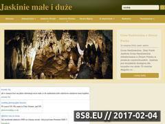 Miniaturka domeny jaskinie.org