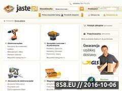 Miniaturka domeny jaste.pl