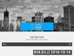 Miniaturka domeny javert.pl