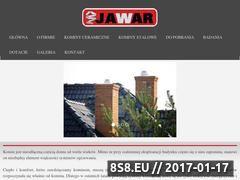 Miniaturka domeny www.jawar.com.pl