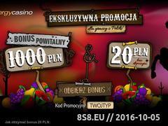 Miniaturka domeny jednoreki-bandyta-owoce.pl