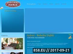 Miniaturka domeny jedrus.net.pl