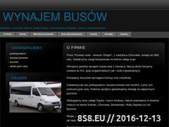 Miniaturka domeny jedzbusem.pl