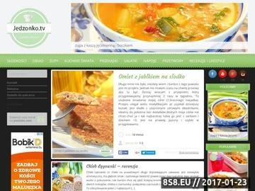 Zrzut strony Blog kulinarny - przepisy na szybki obiad