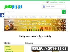 Miniaturka domeny www.jedzpij.pl