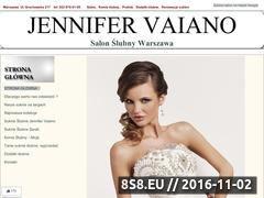 Miniaturka domeny jennifer-vaiano.com