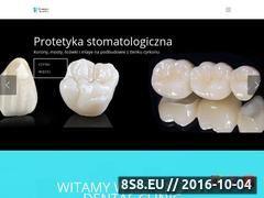 Miniaturka domeny jesionowa-dental.pl