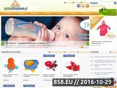 Miniaturka domeny www.jestemdzieckiem.pl