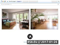 Miniaturka domeny www.jeziorki.eu