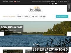 Miniaturka domeny www.jeziornik.pl