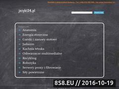 Miniaturka domeny jezyki24.pl